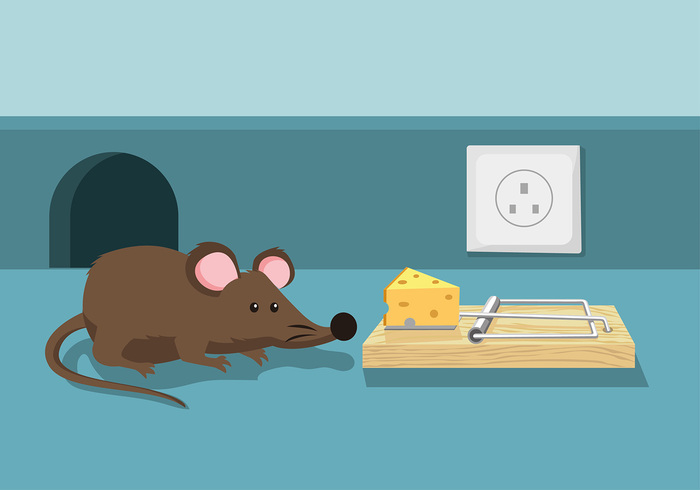 mouse-trap-free-vector